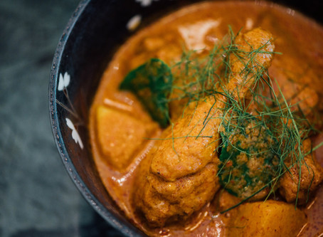 Reunite With the Family With a Home-Cooked Chicken Curry