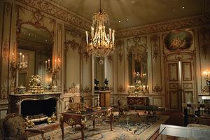 Fancy Antique Room