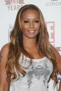 Scary Spice / Mel B / hair extension