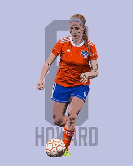 Senior tribute: Kat Howard
