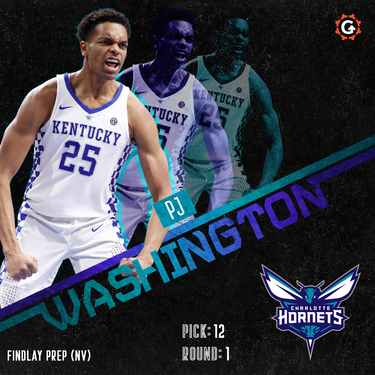 NBA Draft graphic