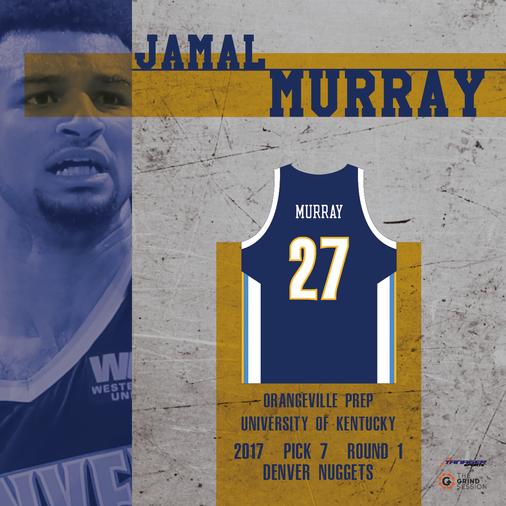 Alumni in the NBA: Jamal Murray