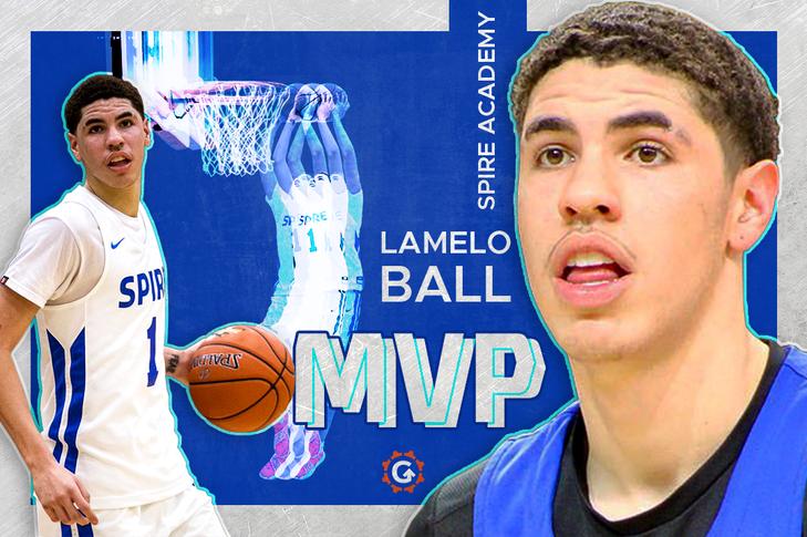 MVP: LaMelo Ball
