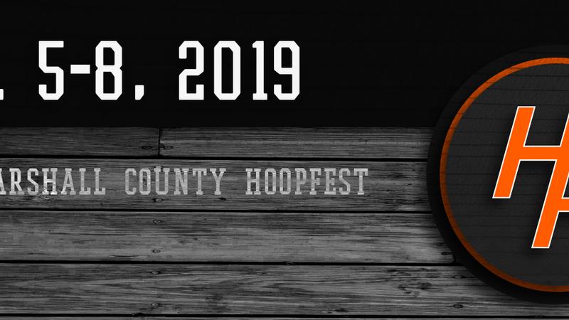 2019 Marshall County Hoopfest