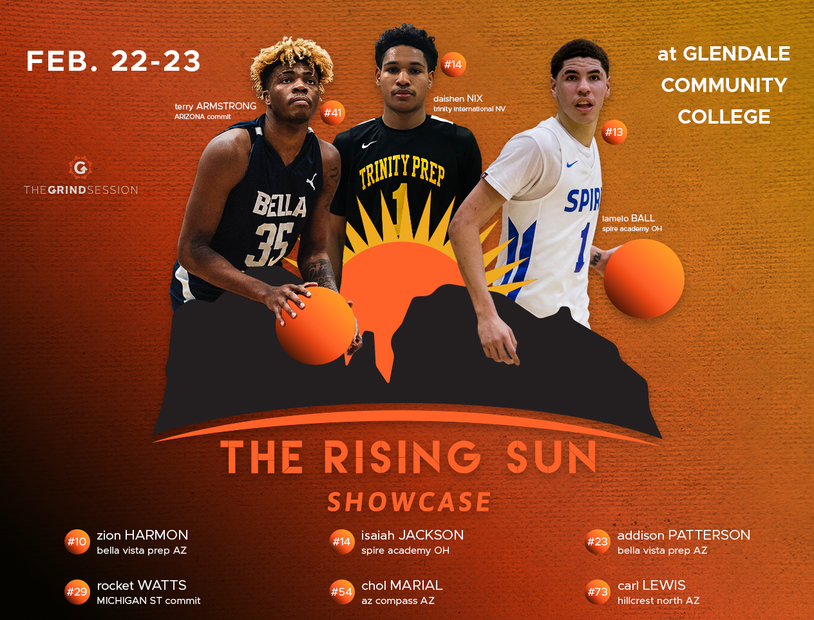 The Rising Sun Showcase Promo