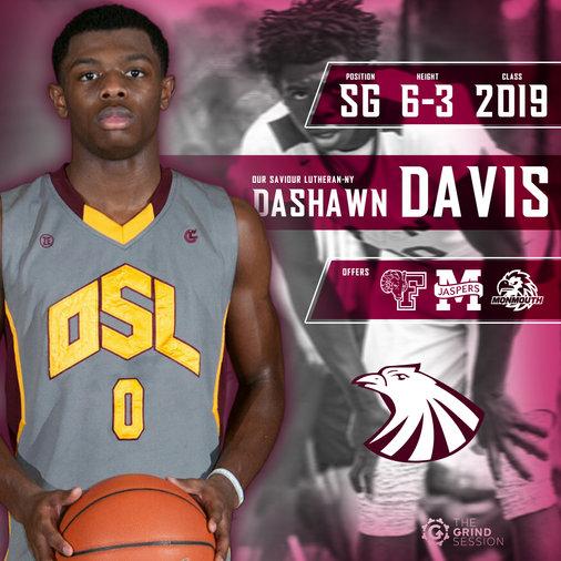 Under the Radar: Dashawn Davis