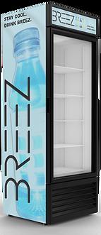 Ice Fridge Refrigerator mockup 01_edited