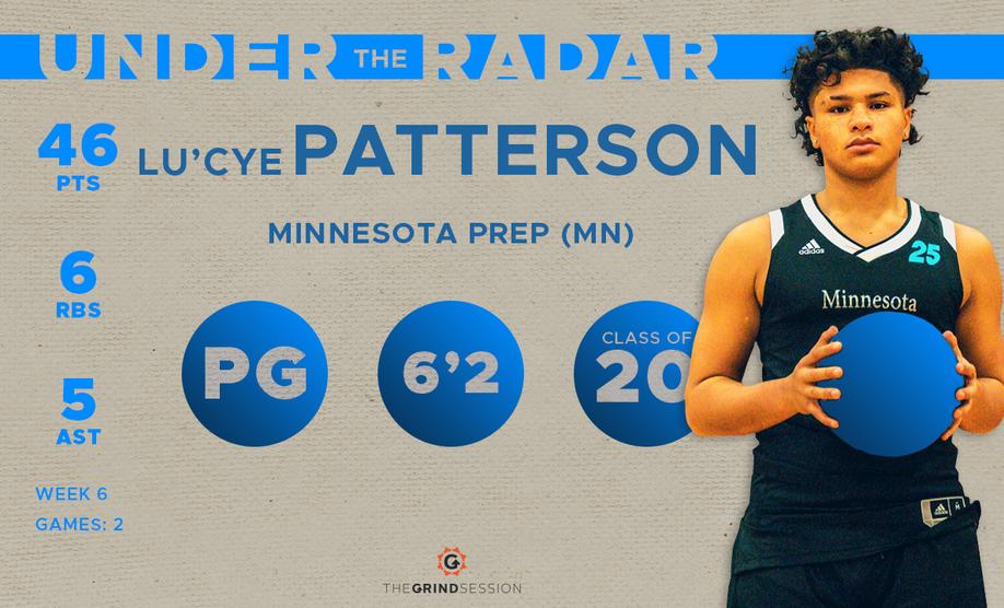 Under the Radar: Lu'Cye Patterson