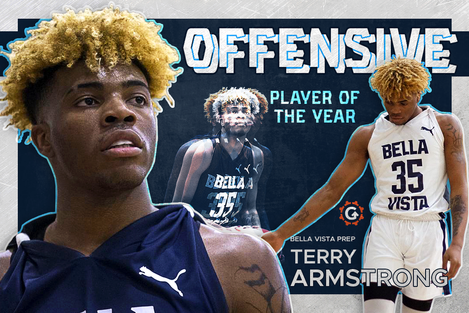 Offensive Player of the Year: Terry Armstrong