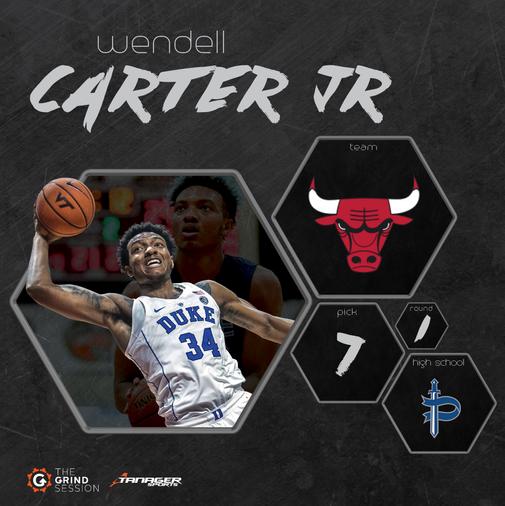 NBA Draft #7 Pick