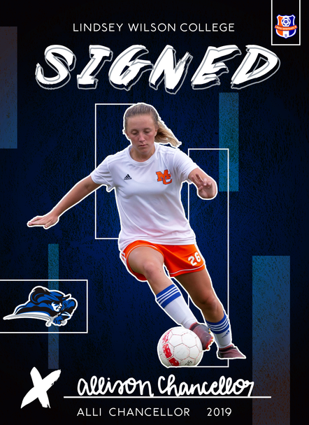 National Signing Day: Alli Chancellor