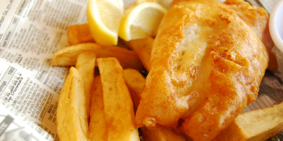 Fish Fry & Stations — March 22