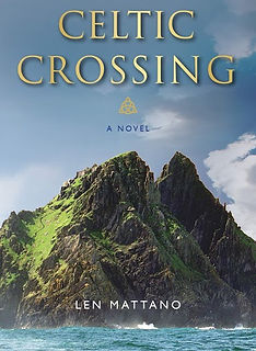 Celtic Crossing by Len Mattano