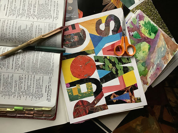 Creative Journaling for the Artistic Disciple