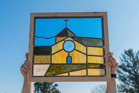Leaded Stained Glass Workshop