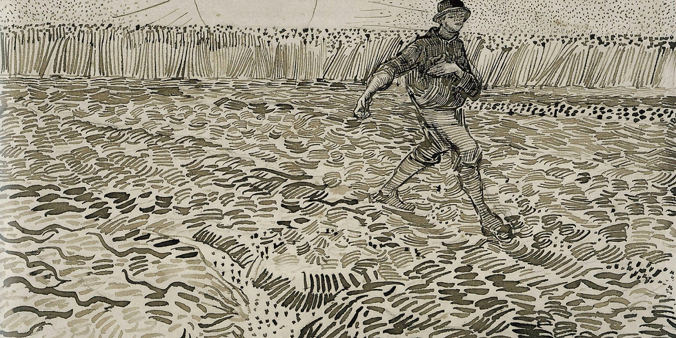 Spiritual Art of Van Gogh: Discovering the Sacred in Drawing