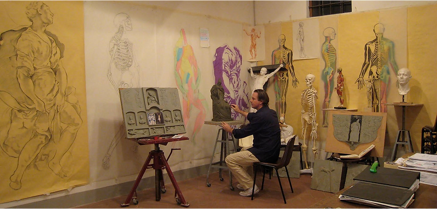 Figure Drawing and Sculpture