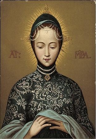 Gnadenbild Mary Icon