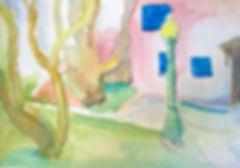 A Prayerful Way to Watercolor Class