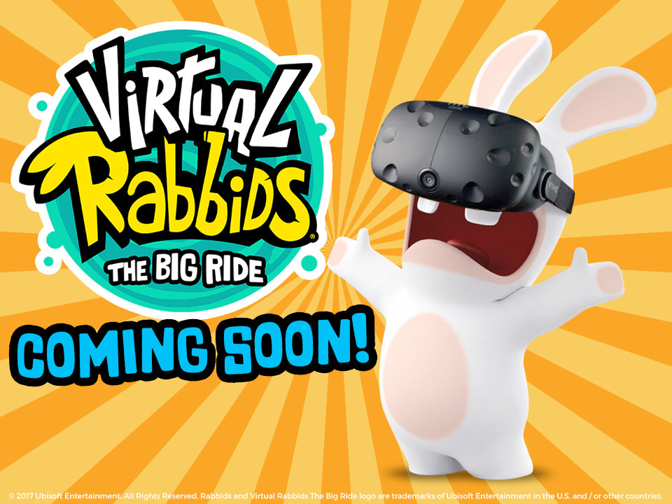 VIRTUAL RABBIDS, VIRTUAL RABBIDS AUSTRALIA, VIRTUAL REALITY, VR, VR AUSTRALIA, LAI GAMES, LAI GAMES AUSTRALIA
