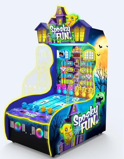 SPOOKY FUN, SPOOKY FUN TICKET REDEMPTION, TICKET REDEMPTION GAMES, TICKET REDEMPTION GAMES AUSTRALIA, SPOOKY FUN TICKETS