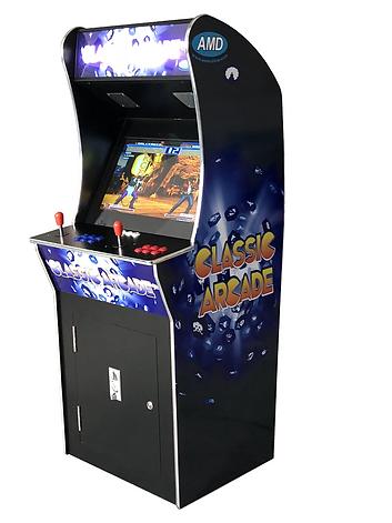 classic arcade, classic arcade upright, multi arcade game, man cave, mancave australia