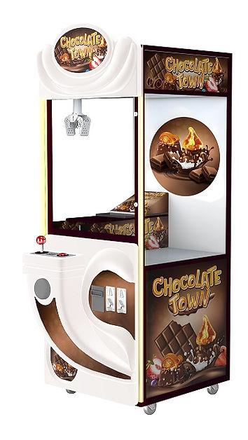 chocolate town, chocolate skilltester, skilltester australia, chocolate crane australia, chocolate town australia