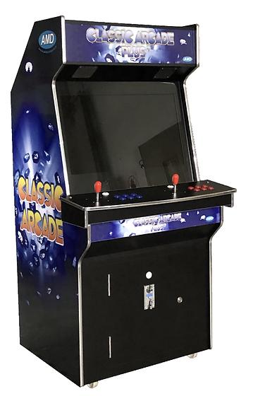 classic arcade, classic arcade game, classic arcade plus, man cave, amusement games sydney, amusement games australia, man cave games australia, classic arcade games australia