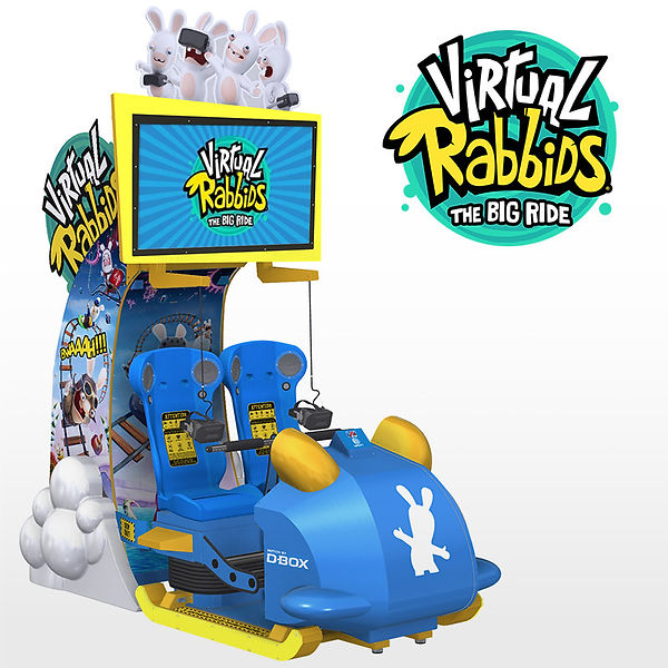 VIRTUAL RABBIDS, RABBIDS, VIRTUAL RABBIDS AUSTRALIA, LAI GAMES, LAI GAMES AUSTRALIA, VIRTUAL REALITY AUTRALIA