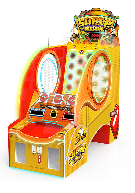 super beehive, super beehive game, ticket redemption games, ticket redemption australia, ticket redemption amusements, sunflower games