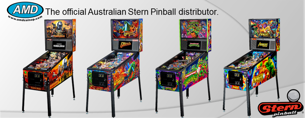 stern pinball, stern pinball australia, pinball machines, pinball machines australia, pinball machines man cave, man cave, mancave, avengers pinball, turtles pinball, jurassic park pinball, pinball, pinball stern,mancave poinball, pinball machines sydney, pinball machines new, godzilla pinball