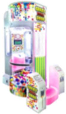 CRAZY BALL DROP TICKET REDEMPTION GAMES,TICKET REDEMPTION,REDEMPTION TICKETS, TECWAY, TECWAY AUSTRALIA, CRAZY BALL DROP GAME