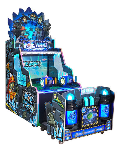 ice walker, ice walker arcade game, ice walker ticket redemption game, ice walker arcade, ice walker redemption, ticket redemption games, arcade games australia, arcade games sydney