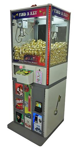 find a key,find a key prize game, prize games australia, prize vending, skilltester, crane, skilltester australia, crane game australia