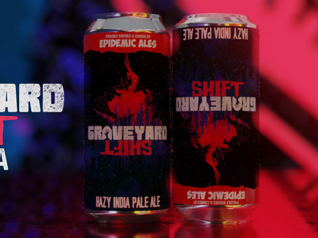 GRAVEYARD IS THE BEST SHIFT