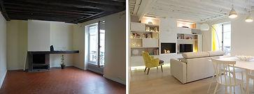 upoq , peintre renovation appartement.jp