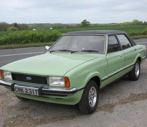 Ford Cortina Mark 4