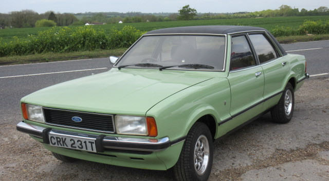 Ford Cortina Mark 4