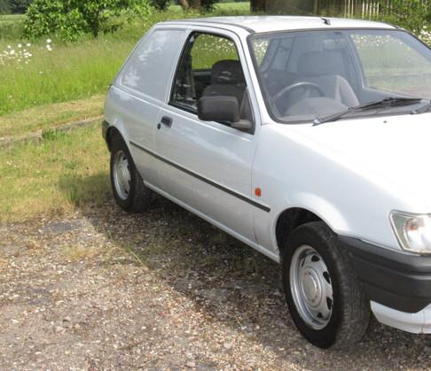 Fiesta Van Side