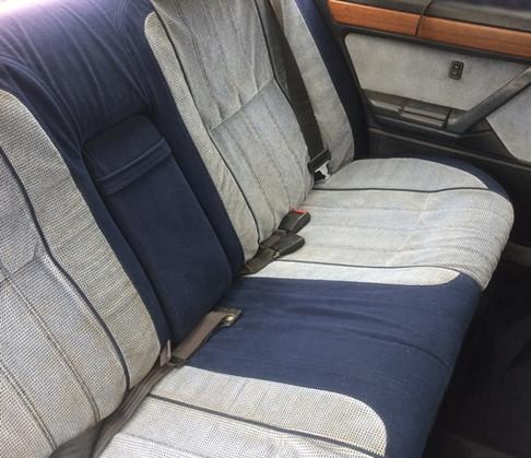 Ford Granada Mark 2 Interior