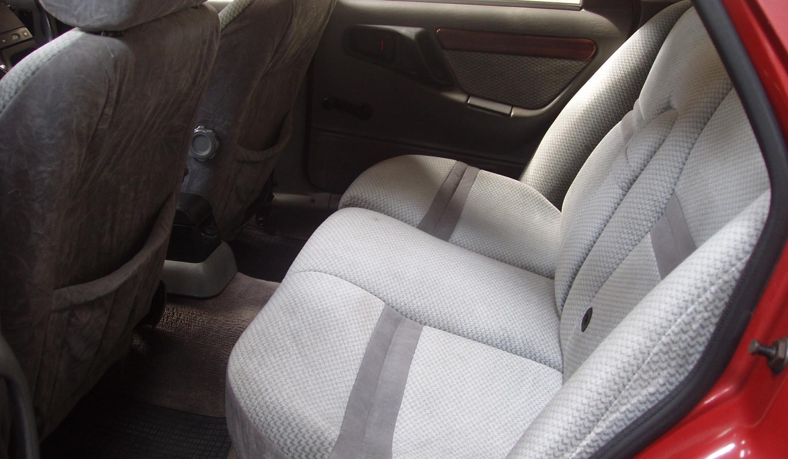 Sierra interior Ford