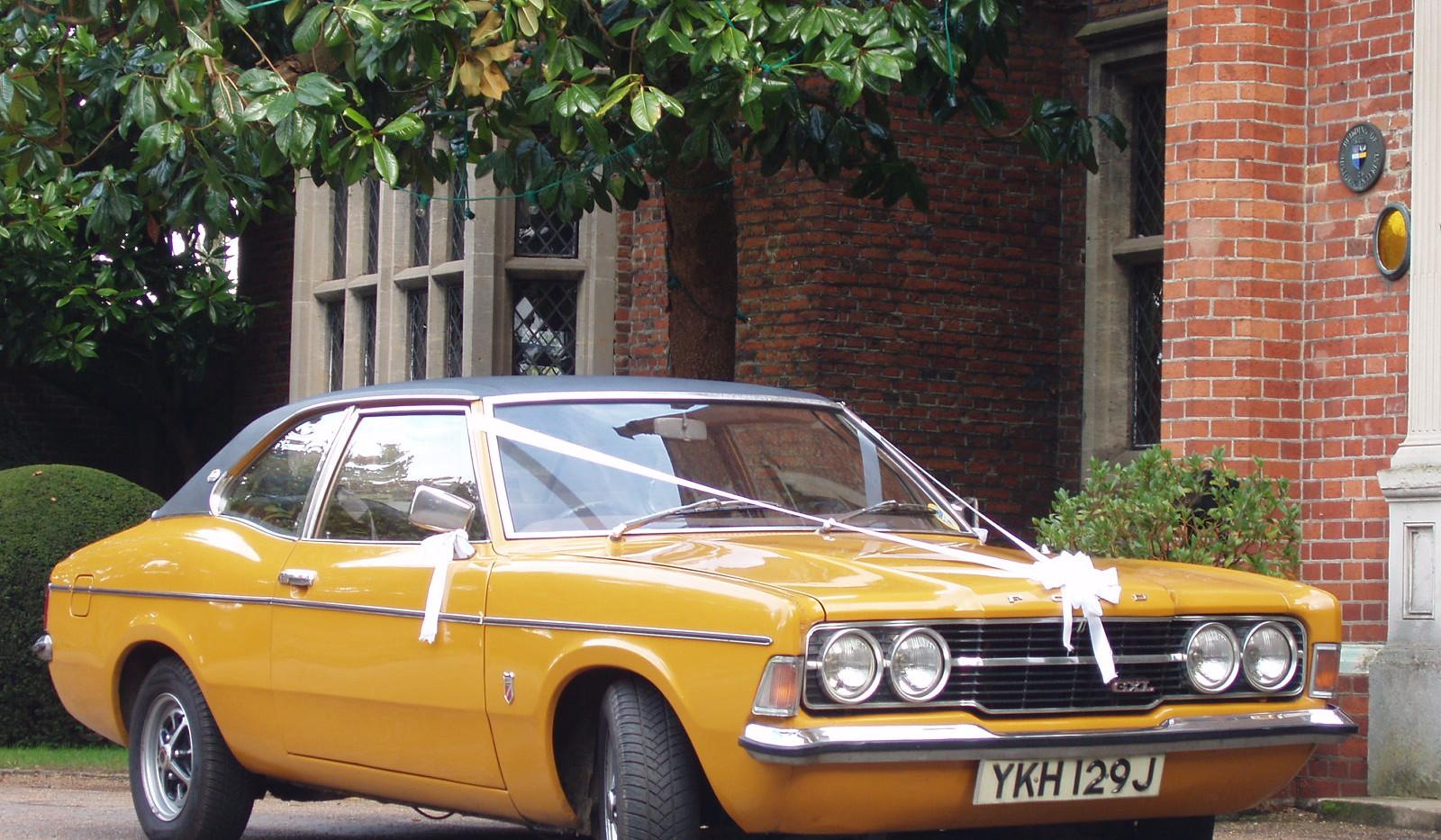 Cortina Wedding Car