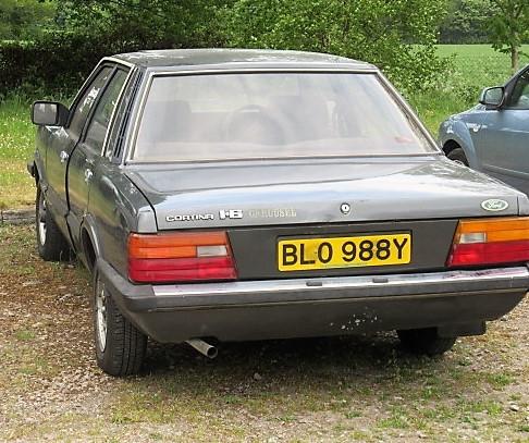 82 Cortina Grey
