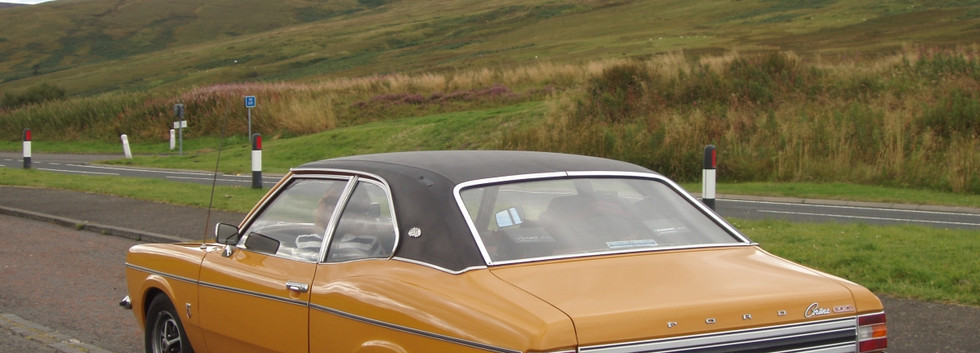 Ford Cortina 3 Rear