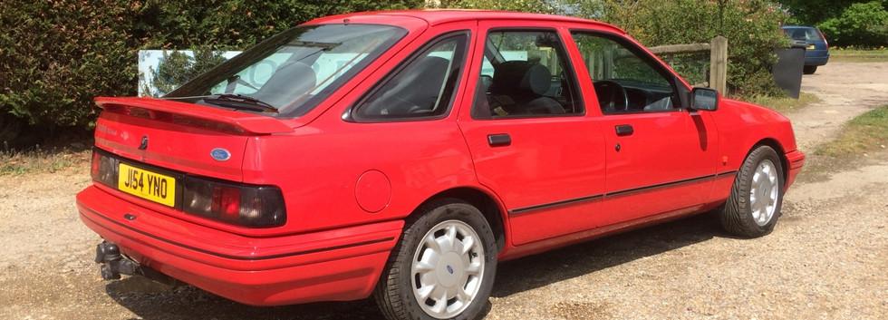 Sierra 2.0 rear