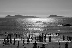 Playa Samil, 2008