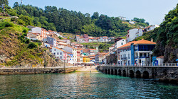 Cudillero, Asturias, 2016