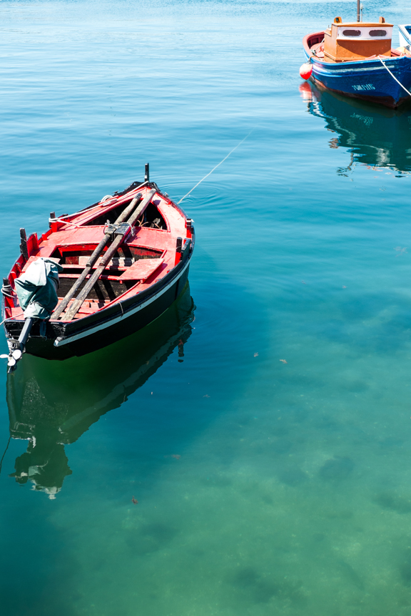 Barcos de las Rias Baixas, 2013