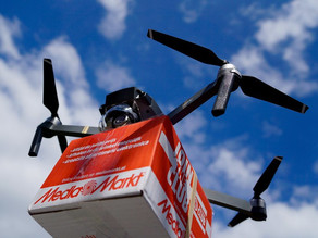 Drones in the city, a smart solution or a health risk?