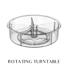 Rotating turnable
